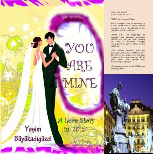 You Are Mine 2015 (Cover Art)