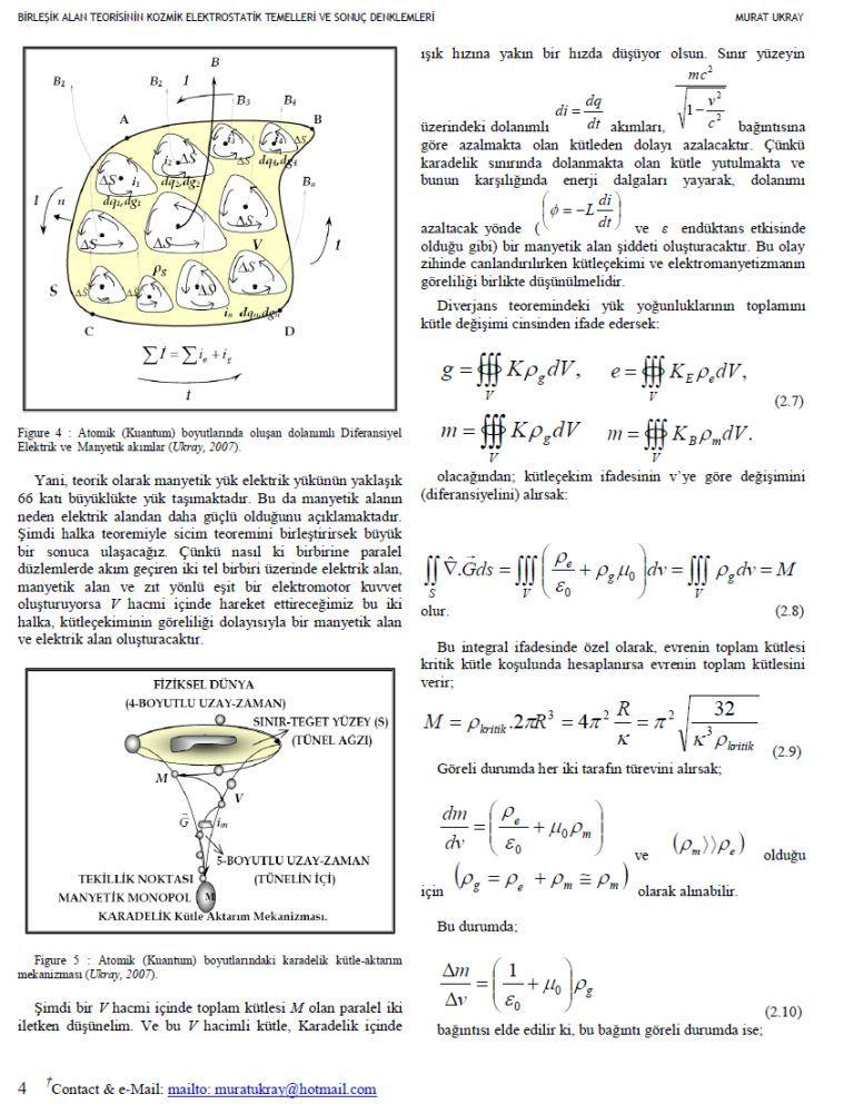 birleşik alan teorisi7
