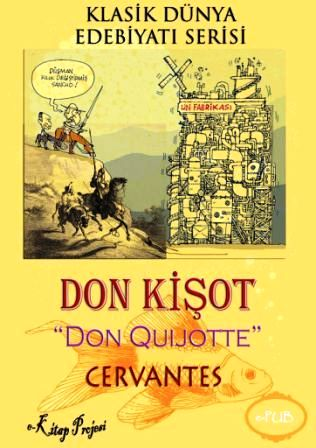 Don Kişot (Cover Art)